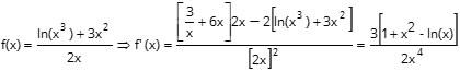 Derivate - Applicazione delle regole di derivazione (un esempio)