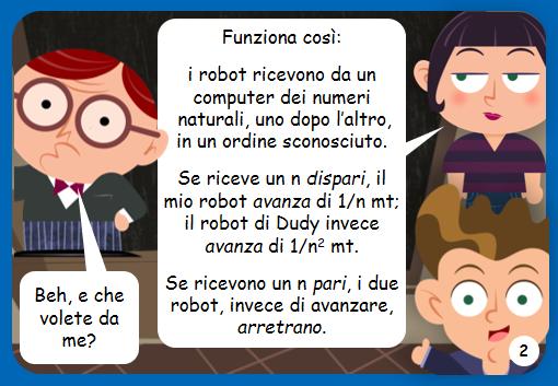 Gioca con MOV - La corsa dei robot - fumetto2