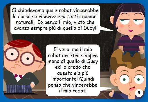 Gioca con MOV - La corsa dei robot - fumetto3