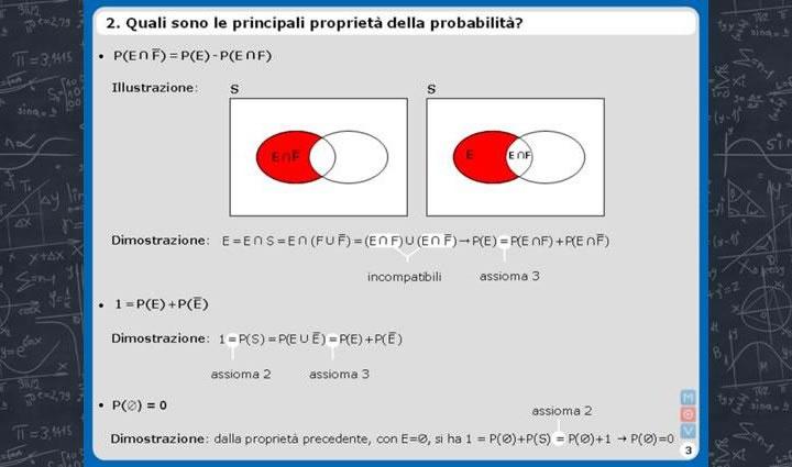 Statistica - Calcolo delle Probabilità