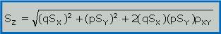 Coefficiente di correlazione - La deviazione standard dei rendimenti del portafoglio (volatilità)